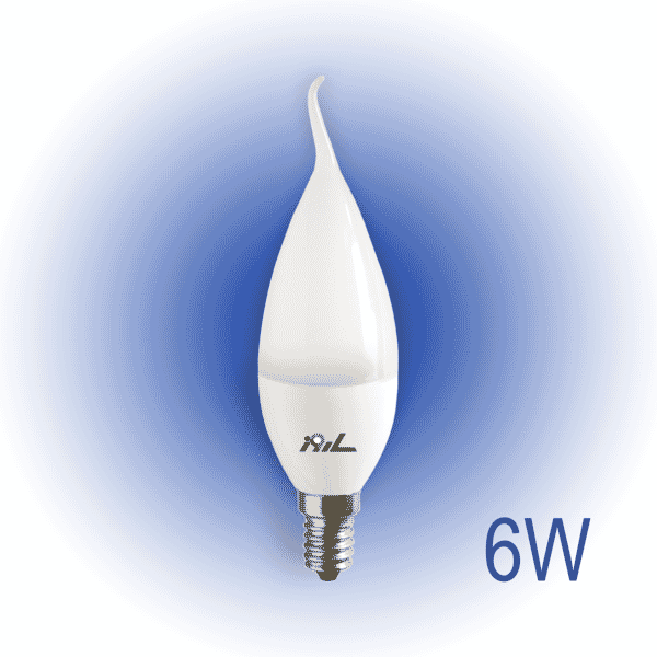 candle - SMD - 6W