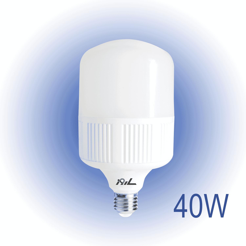 لامپ TS1 حبابی 40 وات مهتابی/آفتابی