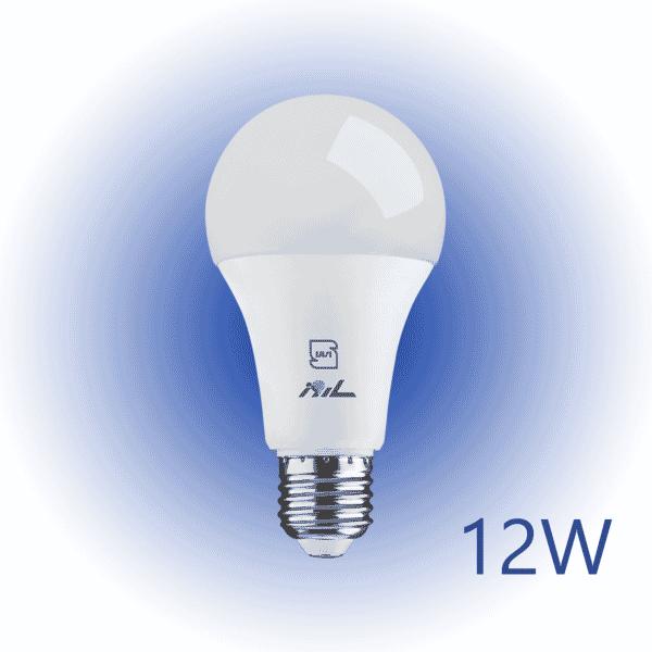 لامپ حبابی 12 وات ساروز آفتابی